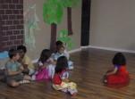 kids seated