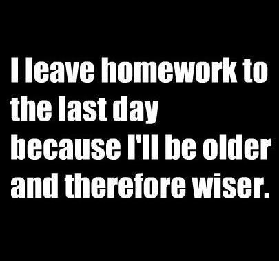 homework-last-day