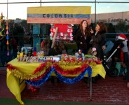 colombia stand