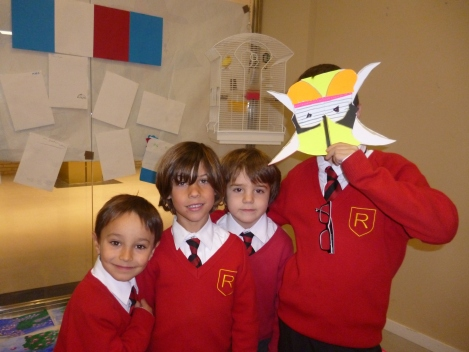 year 6 masks