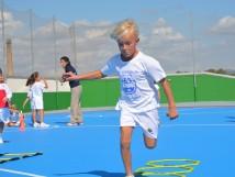 boy doing hoops