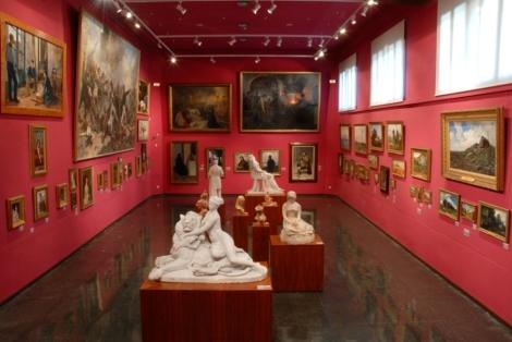 Biblioteca_Museu_Víctor_Balaguer_(pinacoteca)