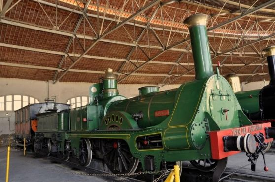 Catalonia-Railway-Museum