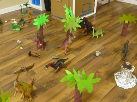 More Land of the Dinosaurs