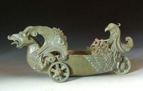 shang dynasty bronze